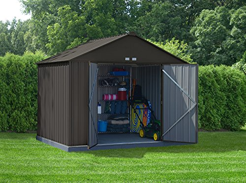 Arrow-EZEE-Shed-Extra-High-Gable-Steel-Storage-Shed-0-1