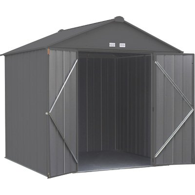Arrow-EZEE-Shed-High-Gable-Steel-Storage-Shed-0