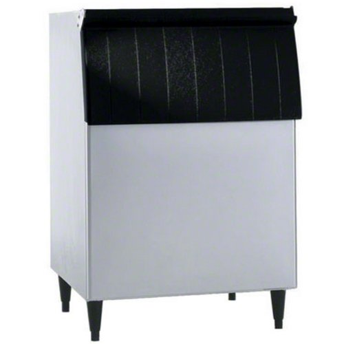 B-500SF-30-AHRI-Rated-Ice-Storage-Bin-With-360-lbs-Storage-Capacity-And-H-Guard-Plus-Stainless-Steel-0