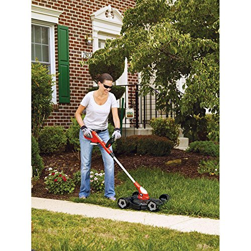 BLACKDECKER-12-in-20-Volt-MAX-Lithium-Ion-Cordless-3-in-1-String-TrimmerEdgerMower-with-2-20-Ah-Batteries-and-Charger-Included-0-0