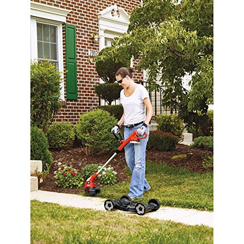 BLACKDECKER-12-in-20-Volt-MAX-Lithium-Ion-Cordless-3-in-1-String-TrimmerEdgerMower-with-2-20-Ah-Batteries-and-Charger-Included-0-1