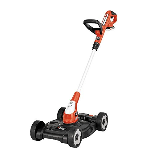 BLACKDECKER-12-in-20-Volt-MAX-Lithium-Ion-Cordless-3-in-1-String-TrimmerEdgerMower-with-2-20-Ah-Batteries-and-Charger-Included-0
