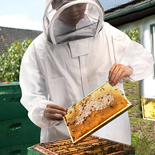Beekeeping-Suit-ONEVER-Beekeeping-Veil-With-Bee-Keeping-Suit-Suitable-for-Beginner-and-Commercial-Beekeepers-0