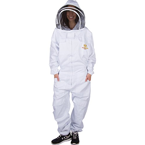 Beekeeping-Suit-and-Bee-Family-Stickers-Metal-Zippers-0-0