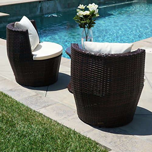 Belleze-3PC-Patio-Outdoor-Rattan-Patio-Set-Wicker-Backyard-Yard-Furniture-Outdoor-Set-Hour-Glass-Table-Round-Chairs-Brown-0-2