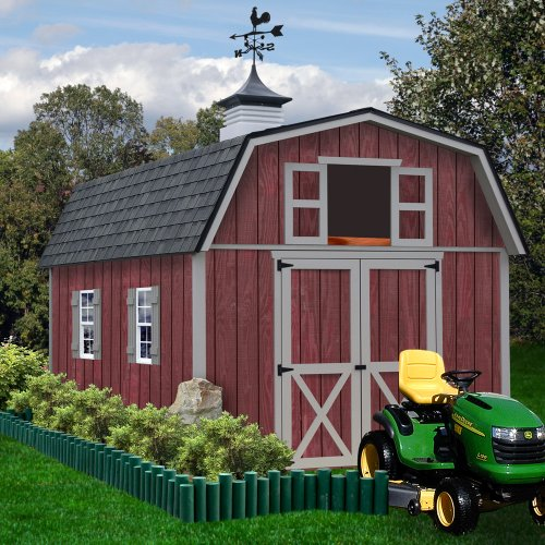 Best-Barns-Woodville-10-X-16-Wood-Shed-Kit-0