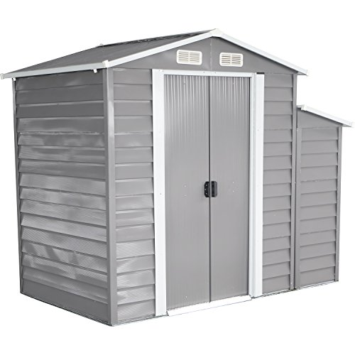 Bestmart-INC-8×5-Storage-Shed-Large-Backyard-Outdoor-Garden-Garage-Tool-Kit-Building-Warm-Gray-0