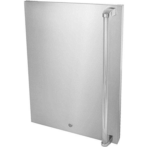 Blaze-Left-Hinged-Stainless-Steel-Door-Upgrade-BLZ-SSFP-4-5LH-0