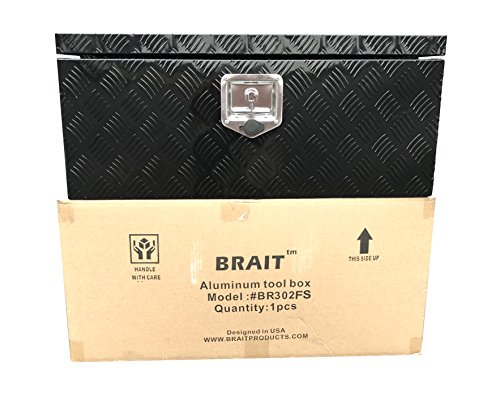 Brait-BR30F-Aluminum-Tool-Box-for-ATV-Storage-Truck-Pickup-RV-0