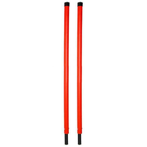 Buyers-Products-1308160-Marker-Kit-Highway-1-Pair-36in-Orange-Lot-of-2-0