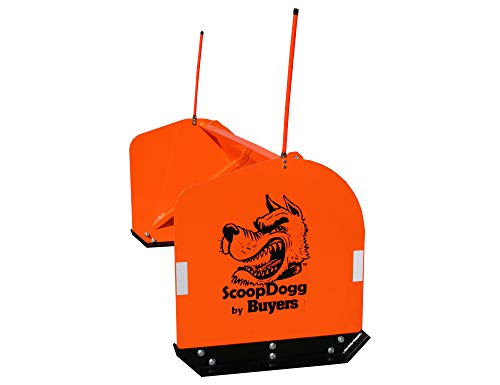 Buyers-Products-2603110-ScoopDogg-Skid-Steer-Snow-Pusher-0-0
