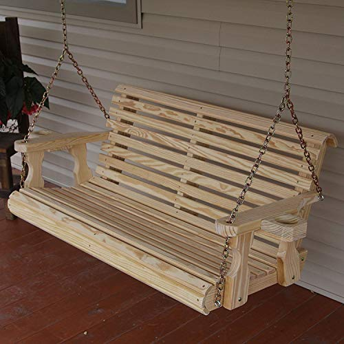 CAF-Amish-Heavy-Duty-800-Lb-Roll-Back-4ft-Treated-Porch-Swing-With-Cupholders-0-0