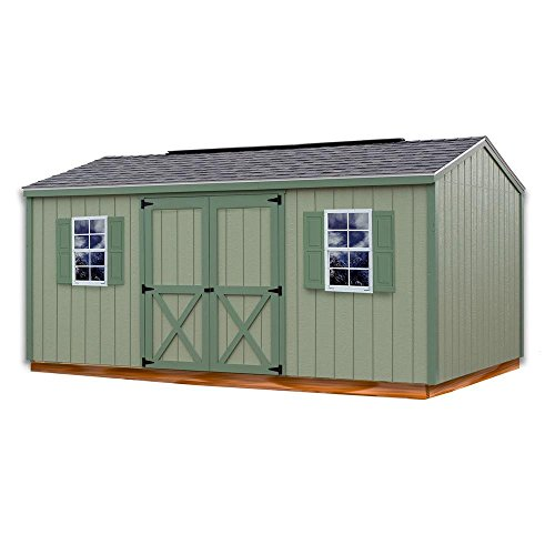 Cypress-16-ft-x-10-ft-Wood-Storage-Shed-Kit-with-Floor-0