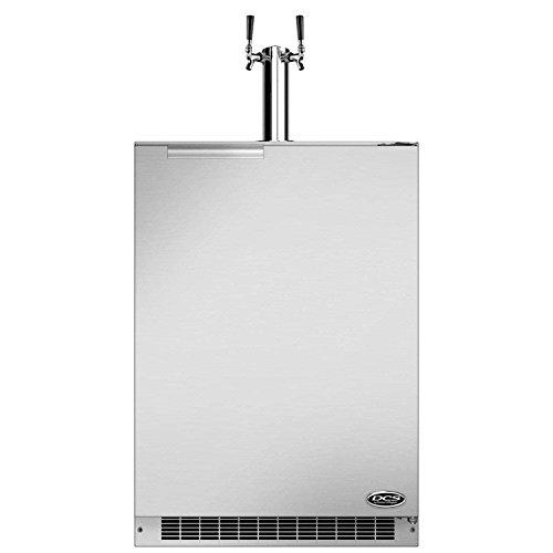 DCS-Stainless-Steel-24-Inch-Outdoor-Beer-Dispenser-0