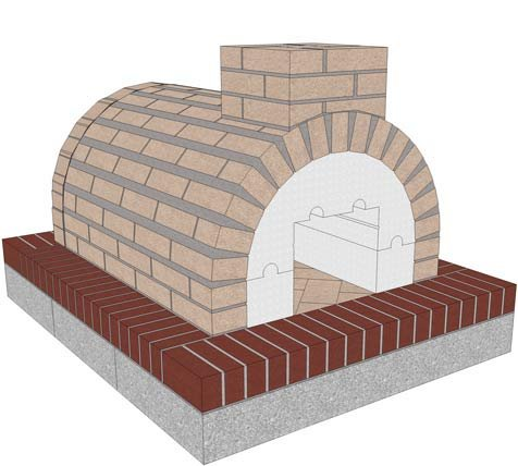 DIY-Wood-Fired-Brick-Pizza-Oven-Kit-with-Detailed-Pizza-Oven-Plans–Large-Size-Form-0-2