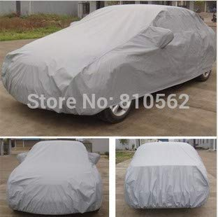 DeemoShop-Full-Car-Cover-Breathable-UV-Protection-Anti-dust-and-ScratchesFlame-Retardant-Shields-Multi-Size-for-More-car-Hood-0-2