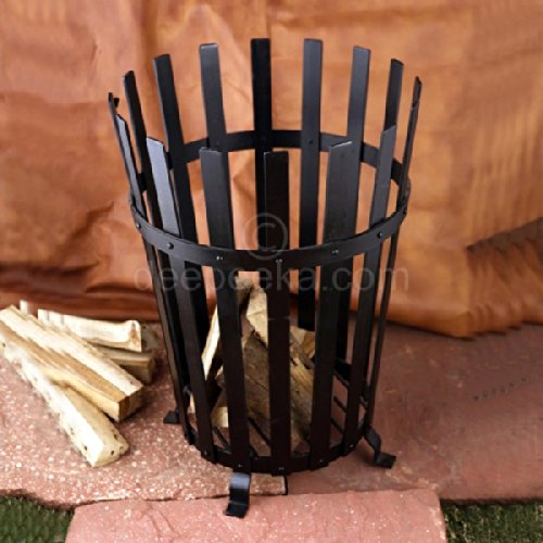 Deepeeka-AH6091-Camp-Warmer-Roman-Fire-Pit-Medieval-Camp-Accent-0