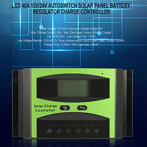 Dynamovolition-ST1-40A-Professional-LCD-40A-12V24V-Autoswitch-Solar-Panel-Battery-Regulator-Charge-Controller-Auto-Regulator-0-1