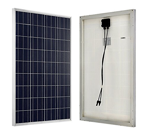 ECO-WORTHY-400-Watt-24V-Solar-Panels-Kits-4pcs-100W-Solar-Panel-60A-PWM-Charge-Controller-Solar-Cable-Z-Mounting-Brackets-Y-Branch-MC4-Connectors100Ah-12V-Sealed-Lead-Acid-Battery-0-1