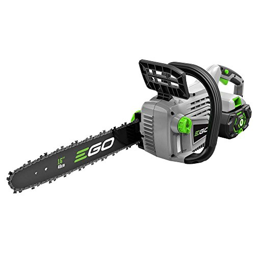 EGO-16-in-CS1604-56-Volt-Lithium-ion-Cordless-Chainsaw-with-50Ah-Battery-and-Charger-Included-0