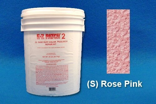 EZ-Products-EZP-038-50-No-POOLDECK-REPAIR-S-ROSE-PINK-50-LB-EACH-0