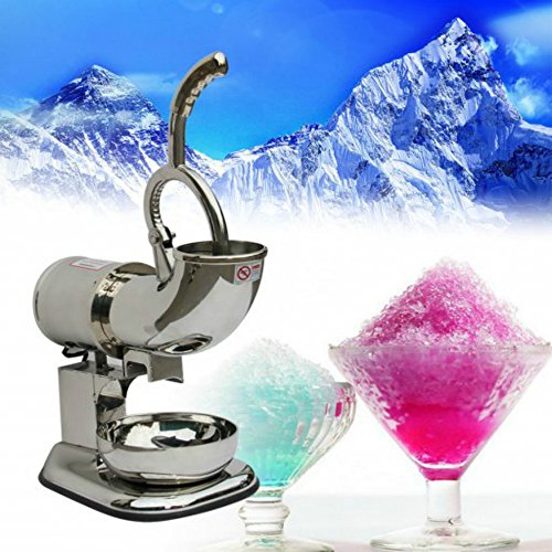 Enshey-Ice-Shaver-Machine-Electric-220W-400lbsh-Summer-Tools-Stainless-Shaved-Ice-Crusher-Snow-Cone-Maker-0-1