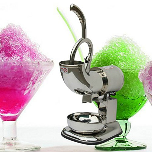 Enshey-Ice-Shaver-Machine-Electric-220W-400lbsh-Summer-Tools-Stainless-Shaved-Ice-Crusher-Snow-Cone-Maker-0-2