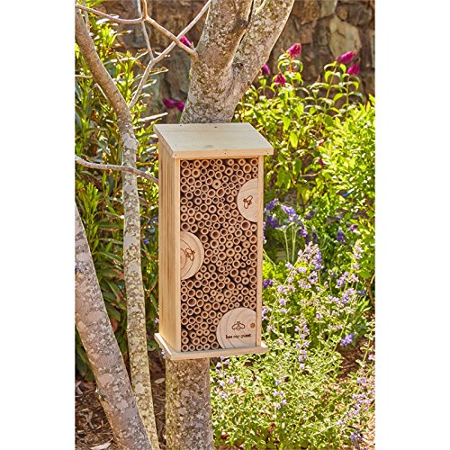 Evergreen-Large-Mason-Tower-Bee-House-155-inches-0