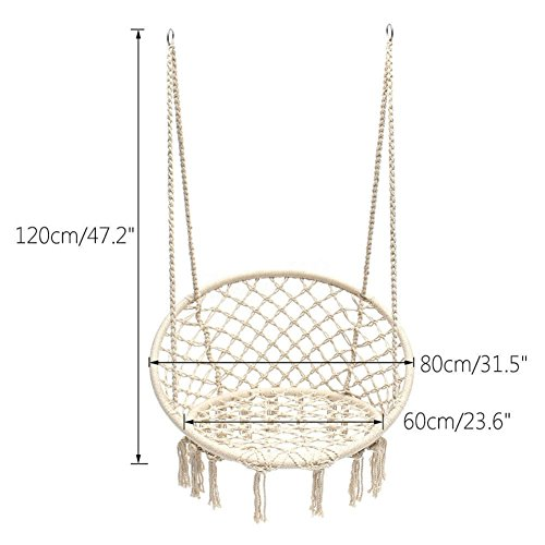 Feiuruhf-Macrame-Hammock-Chair-by-260-Pounds-Capacity-Portable-Hammock-Cotton-Rope-Woven-Handmade-Knitted-Hanging-Swing-Chair-0-1