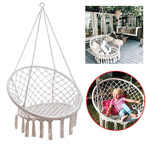 Feiuruhf-Macrame-Hammock-Chair-by-260-Pounds-Capacity-Portable-Hammock-Cotton-Rope-Woven-Handmade-Knitted-Hanging-Swing-Chair-0