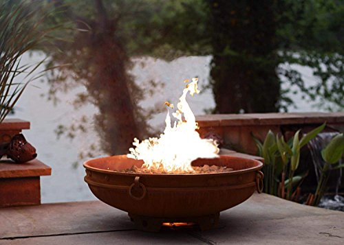 Fire-Pit-Art-Emperor-Fire-Pit-Electronic-Ignition-Natural-Gas-0