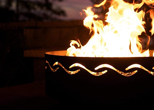 Fire-Pit-Art-Fire-Surfer-Fire-Pit-24-inch-Electronic-Ignition-Propane-0-0