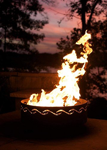 Fire-Pit-Art-Fire-Surfer-Fire-Pit-24-inch-Electronic-Ignition-Propane-0-1
