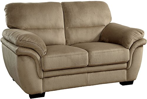 Furniture-of-America-Jaya-Light-Brown-Loveseat-0