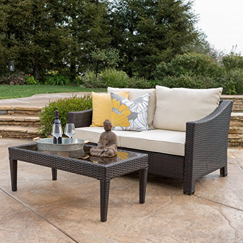 GDF-Studio-Aspen-Outdoor-Wicker-Loveseat-Table-wWater-Resistant-Fabric-Cushions-0
