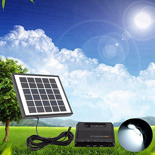 GGGarden-4W-6V-Solar-Panel-3x-LED-Light-USB-Charger-Power-Bank-Home-Garden-System-Kit-0-0