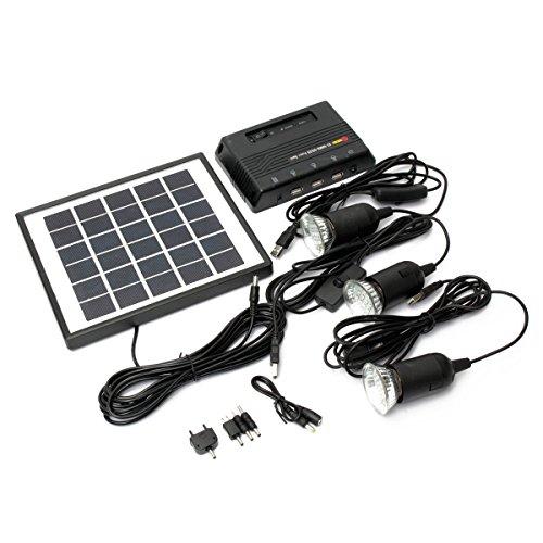 GGGarden-4W-6V-Solar-Panel-3x-LED-Light-USB-Charger-Power-Bank-Home-Garden-System-Kit-0
