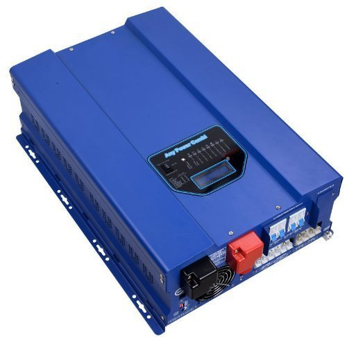 GTPOWER-5000W-Peak-15000W-Pure-Sine-Wave-Power-Inverter-Low-Frequency-Inverter-DC-12V-AC-Output-110V-Converter-With-60A-MPPT-Solar-Charger-Controller-5kWGood-Quality-0