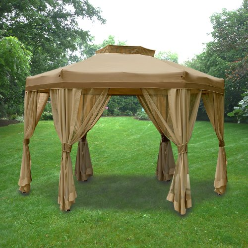 Garden-Winds-Portable-Hexagon-Gazebo-Replacement-Canopy-Top-Cover-0
