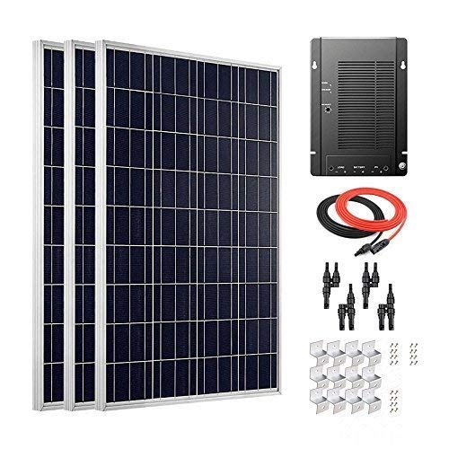 Giosolar-300W-Solar-Panel-High-Efficiency-Polycrystalline-Solar-PV-Panel-with-MPPT-40A-Solar-Controller-for-Motorhome-Caravan-Camper-BoatYacht-0