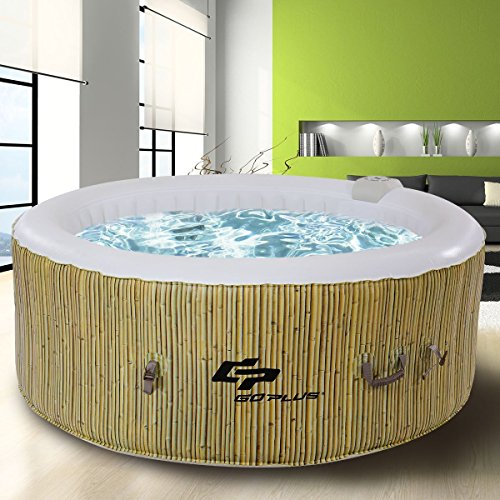 Goplus-6-Person-Inflatable-Hot-Tub-for-Portable-Outdoor-Jets-Bubble-Massage-Spa-Relaxing-wAccessories-Beige-0-2