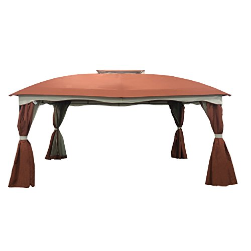 Great Deal Furniture Ava Outdoor 12′ By 10′ Water