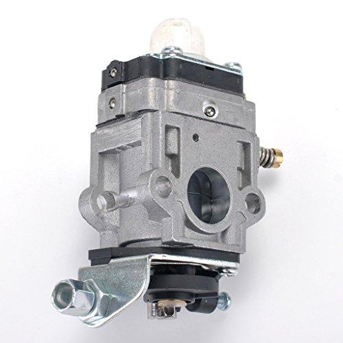 HIPA-300486-Carburetor-with-Gasket-Primer-Bulb-for-Earthquake-E43-E43CE-E43WC-Auger-MC43-MC43E-MC43CE-MC43ECE-MC43RCE-Tiller-MD43-WE43-WE43E-WE43CE-Edger-0-1