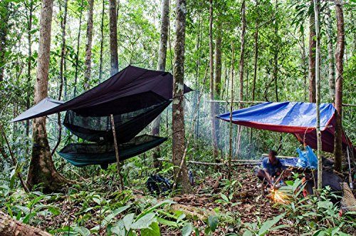 Hammock-Bliss-No-See-Um-No-More-The-Ultimate-Bug-Free-Camping-Hammock-100-250-cm-Rope-Per-Side-Included-Fully-Reversible-Ideal-Hammock-Tent-For-Camping-Backpacking-Kayaking-Travel-0-1