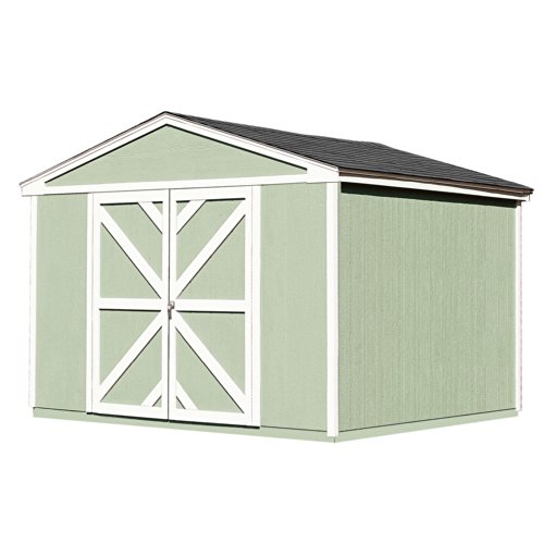 Handy-Home-Products-Somerset-Wooden-Storage-Shed-0-1