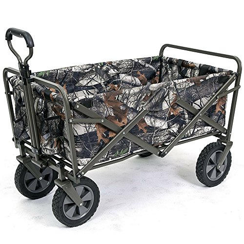 Heavy-Duty-Collapsible-Wagon-Fold-Up-Utility-Cart-Garden-Folding-Carts-Dump-Cart-Tools-Carrier-Wheel-Durable-4-Wheel-Adjustable-Handle-Easy-Transport-Movement-Camping-Outdoor-Lawn-eBook-By-NAKSHOP-0-4