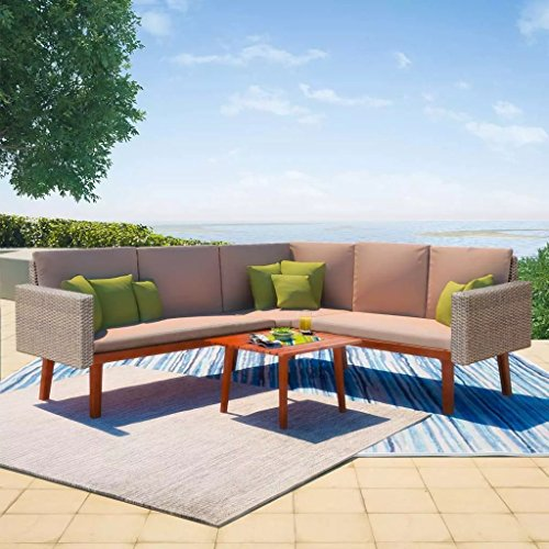 HomeDecor-13-Pieces-Vintage-Style-Grey-Rattan-Outdoor-Patio-Sofa-Couch-Seat-with-Wooden-Coffee-Table-Set-Outdoor-Patio-Furniture-0-0
