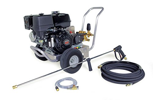 Hotsy-Cold-Water-Pressure-Washer-Gas-Engine-4000-PSI-40-GPM-Direct-Drive-0