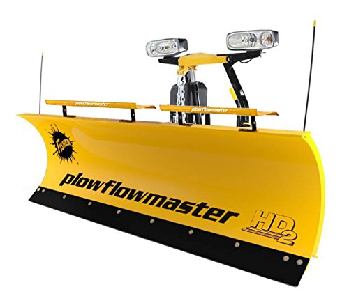 Hurricane-Straight-Plow-Yellow-Powder-Coated-Air-Deflectors-0