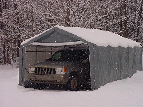 Instant/Portable/Temporary/Fabric Garages by Rhino ...